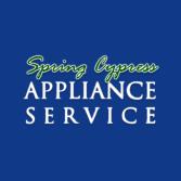 Spring Cypress Appliance Repair