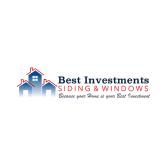 Best Investments Siding & Windows
