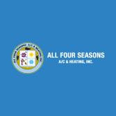 All Four Seasons A/C & Heating, Inc.