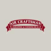 Air Craftsman Heating & Cooling Inc.