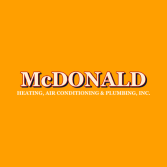 McDonald Heating, Air Conditioning & Plumbing, Inc.