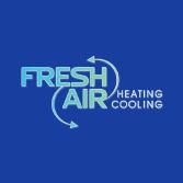 Fresh Air Heating Cooling