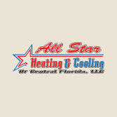 All Star Heating & Cooling of Central Florida