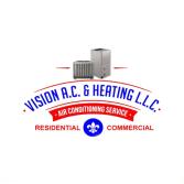 Vision AC & Heating LLC.