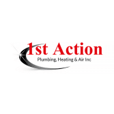 1st Action Plumbing Heating & Air