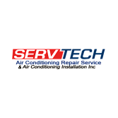 ServTech Air Conditioning  Solution