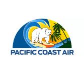 Pacific coast air