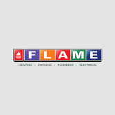 FLAME Heating, Cooling, Plumbing & Electrical