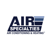 Air Specialties Air Conditioning & Heating