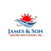 James & Son Heating & Cooling, Inc.