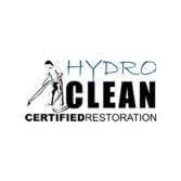 Hydro Clean Certified Restoration