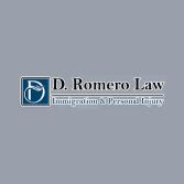 D. Romero Law