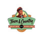Town & Country Heating and Cooling