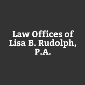 Law Offices of Lisa B. Rudolph, P.A.
