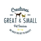 Creatures Great & Small Pet Services