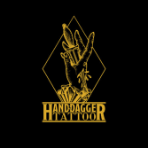 Hand & Dagger Tattoo