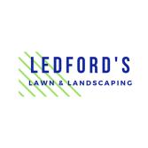 Ledfords Lawn & Landscaping
