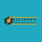 Ellison's Professional Services