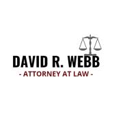 David R. Webb Attorney at Law