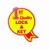 1st Quality Lock & Key