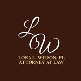 Lora L. Wilson, Pl
