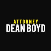 Attorney Dean Boyd