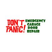 Don't Panic Emergency Garage Door Repair