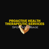 Proactive Health Therapeutic Services