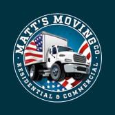 Matts Moving