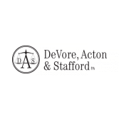 DeVore, Acton & Stafford, P.A.