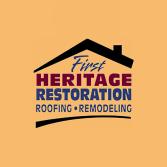 First Heritage Restoration