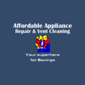 Affordable Appliance Repair & Vent Cleaning