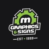 M Graphics & Signs