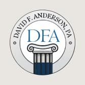 David F. Anderson, PA