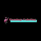 Flamingo Painting