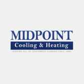 Midpoint Cooling and Heating
