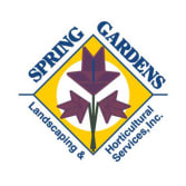 Spring Gardens Landscaping & Horticultural Services, Inc.