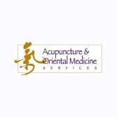 Acupuncture & Oriental Medicine Services