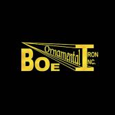 Boe Ornamental Iron