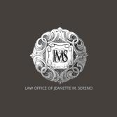 Jeanette M. Sereno Law Office