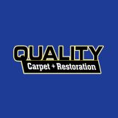 Quality Carpet + Restoration