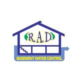 R.A.D. Basement Water Control