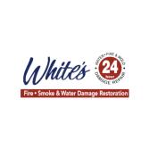 White's Fire Smoke & Damage Restoration