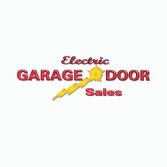 Electric Garage Door Sales