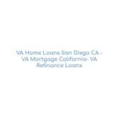 VA Home Loans San Diego CA - VA Mortgage California- VA Refinance Loans