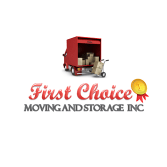 FIRST CHOICE MOVING AND STORAGE