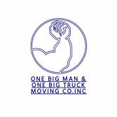 One Big Man & One Big Truck Moving Co. Inc