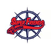 Super Friends Moving