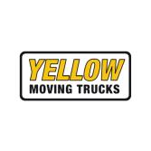 Yellow Moving Trucks