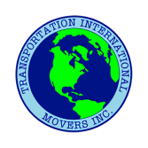 Transportation International Movers Inc.